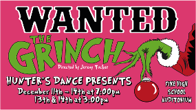 Hunter's Dance Presents: The Grinch 2014